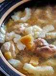 台湾夏スープ・パイナップルと白ゴーヤーの鶏肉スープ(動画)