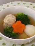 〈くらし薬膳〉レンコン入り鶏団子のスープ