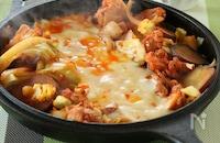 人気の「チーズタッカルビ」の美味しいレシピ