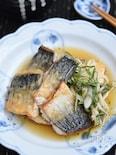 焼き塩鯖の南蛮漬け【作り置き】