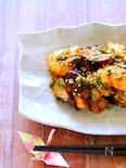 夏バテ解消に!疲労回復!鶏肉とナスの甘酢漬けの作り方レシピ