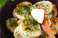 【やみつきのり塩バター】ホクホク長芋の海苔塩バター