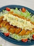 【簡単】ごはんがススム♡てりやきチキン〜タルタルソース