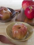 トースターで!簡単焼きりんご