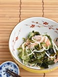 きゅうりとわかめの中華風酢の物【作り置き】