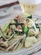 シンプルな野菜炒め