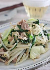 『シンプルな野菜炒め』