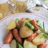 春野菜のジャーマンポテト