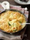 アボカドポテトの味噌クリームグラタン