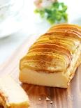 チーズが濃い☆アップルチーズケーキ
