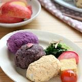 お彼岸に!カラフルおはぎ&ぼた餅〜お鍋or炊飯器で簡単!