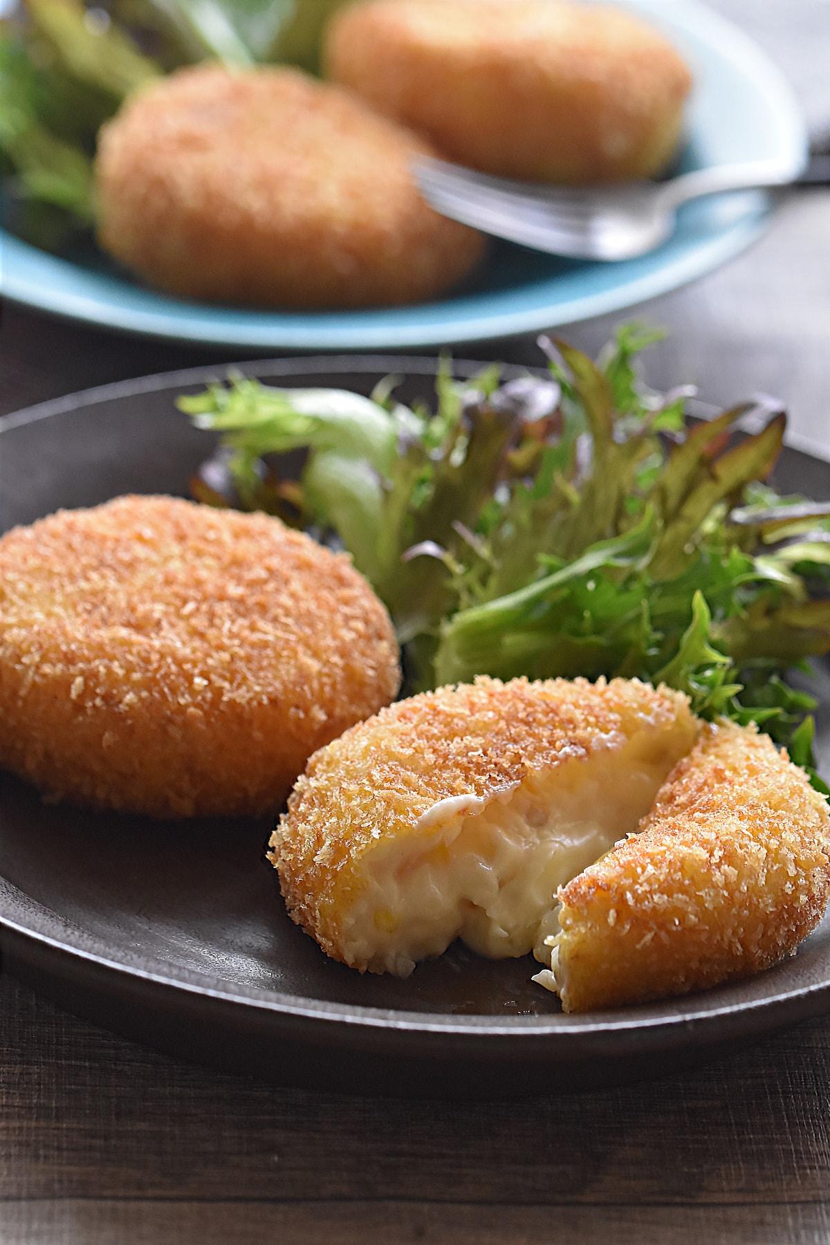 カニ クリーム コロッケ 人気 レシピ