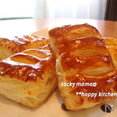 食べやすい!ミニアップルパイ☆