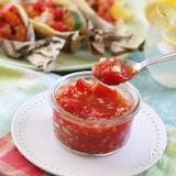 家にある材料で!本場の味!真っ赤なトマト万能サルサソース