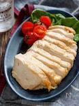 味噌マヨチキン(鶏ハム)【#作り置き #レンジ #鶏むね肉】