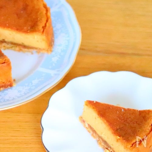 【絶品】キャラメルチーズケーキの作り方