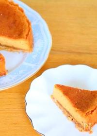 『【絶品】キャラメルチーズケーキの作り方』