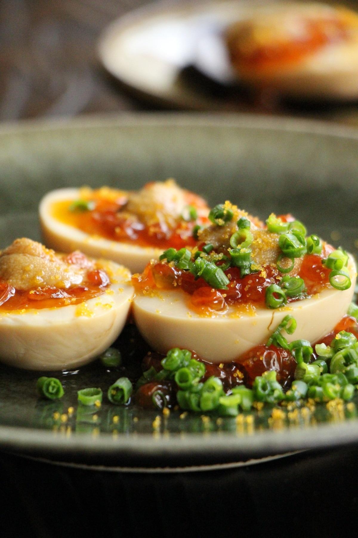 レシピ 味付け 卵