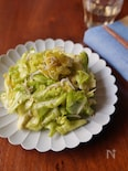 キャベツとシラスの柚子胡椒ナムル