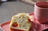 米粉で作る♪トマトとツナのケークサレ