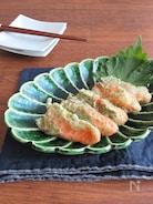 簡単☆お弁当やおつまみに◎鮭の磯辺揚げ