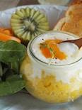 おしゃれ朝食の代名詞♪『甘あまコーンのエッグスラット』
