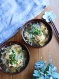 5分で完成*もやしと卵の中華スープ