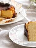 2ステップで簡単!とろんとコク旨バスク風チーズケーキ