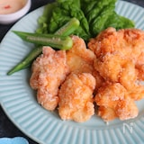 鶏むね肉で!明太マヨから揚げ