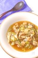 しょうがで温まる♪とろとろ白菜の中華煮