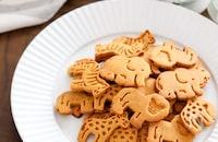 簡単かぼちゃクッキー♪卵・バター・小麦粉不使用!油控えめ