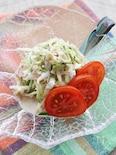 キャベツとツナの簡単サラダ