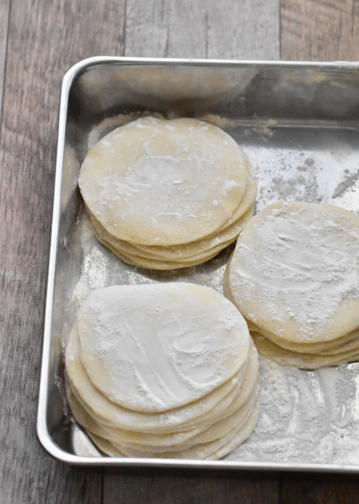 餃子 の 皮 強力粉