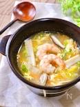 美味しさ止まらない♡『五目中華スープ』