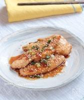 鶏むね肉の照り焼き§柔らか旨い!ご飯がススム