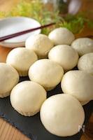 もちもち!お弁当用シリコンカップで作る♡発酵蒸しパン