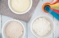 【薄力粉・中力粉・強力粉】同じ粉でも全然違う!小麦粉の種類をおさらいしよう
