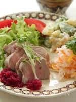 豚ヒレ肉のコンフィ クミン風味