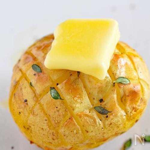 新じゃが塩バター