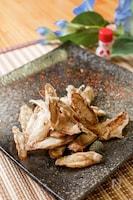 苦手なゴボウが食べやすい天ぷら