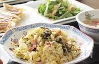 「本格!パラパラ炒飯」を家庭用コンロで作る!
