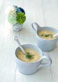 『コーンたっぷり!片栗粉のとろみで簡単*濃厚コーンスープ*』
