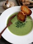 レタスとじゃがいものスープ