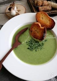 『レタスとじゃがいものスープ』