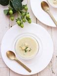 食欲がない時にもおすすめ!さつまいもと豆乳の冷製スープ