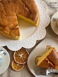 濃厚♡レモンチーズケーキ♪