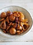 肉だんごと根菜のチャイナデリ