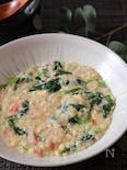 玉子豆腐とカニカマ使って簡単うまうまあんかけチンゲン菜♡