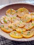 アンダルシア風オレンジの冷菜