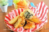 骨ごと食べられる、時短なサバ缶天ぷら!